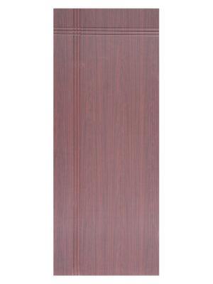 Накладка МДФ на металлическую дверь