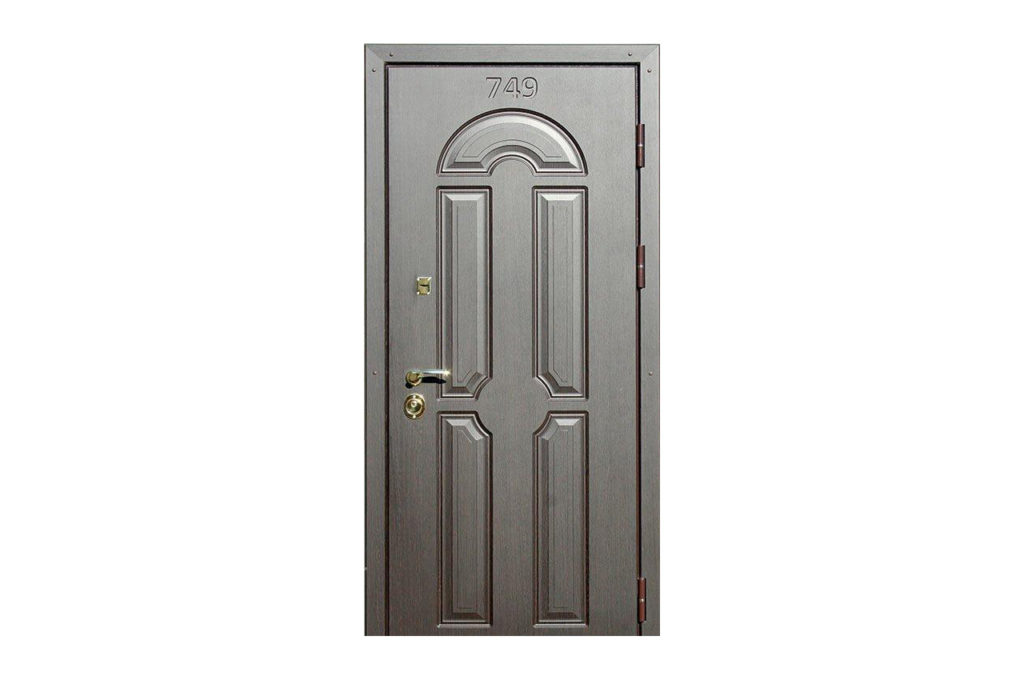 Дверь металлическая с МДФ cisa 56535 cisa 57675