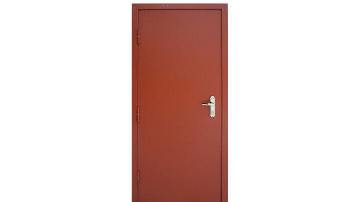 Дверь металлическая барьер